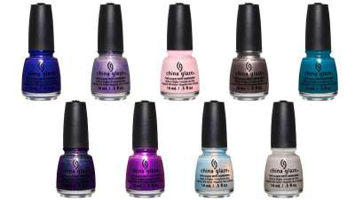 China Glaze presenta su nueva colecci�n de lacas de u�as Rebel