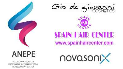 Spain Hair Center, Gio de Giovanni y Novasonix se incorporan como socios de Anepe