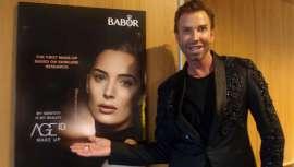 Prestigioso make up artist y director internacional de maquillaje de Babor, Peter Schmidinger estuvo en Barcelona para presentar la nueva gama AGEID de la firma de la que es responsable de desarrollo