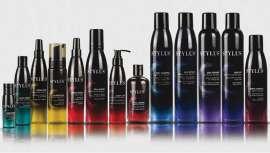 La última innovación de la marca es Stylus Thermal Styling Care,  una completa línea de productos para el cuidado del cabello y el styling