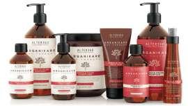 Alter Ego Italy presenta esta gama con activos naturales que fija y prolonga la duración del tinte, a la vez que cuida el cabello