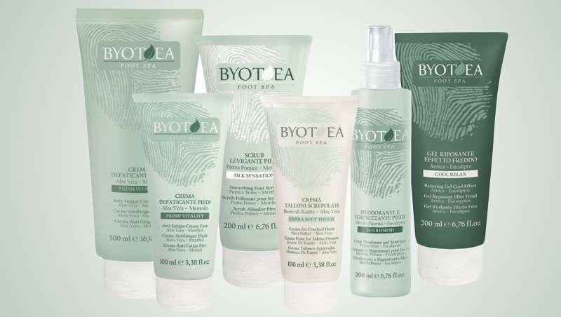 Byothea Foot Spa, bienestar para piernas y pies