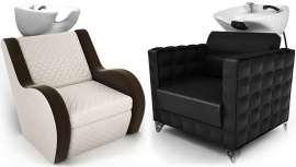 Lavacabezas más confortables, con diseño actual y en todos los estilos