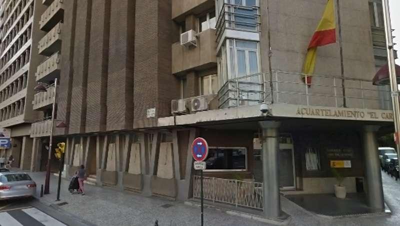 La Guardia Civil fomenta la desigualdad con su nueva peluquería masculina en Zaragoza