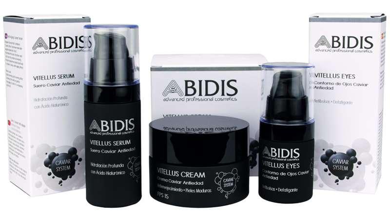 Nueva línea Caviar System de Abidis: máximo cuidado de la piel