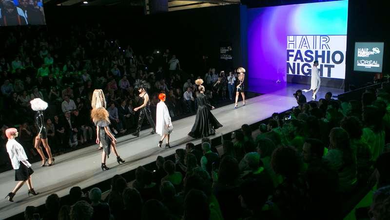 Aprovechar la coyuntura actual para crecer, eje de la Hair Fashion Night de L'Oréal Professionnel