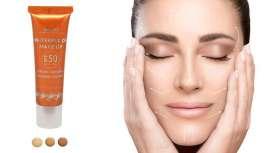 El maquillaje perfecto para después de un tratamiento de  láser y peeling