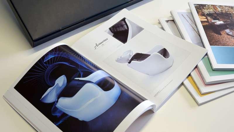 Italor amplía su oferta de productos con los nuevos catálogos Collection 17. Concept Series