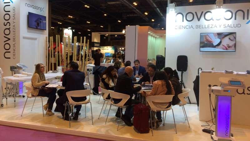 Novasonix presenta dos nuevos equipos en Salón Look Madrid
