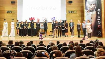 Inebrya muestra sus últimas tendencias en una gala celebrada en Jaén