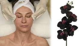 El Instituto de Belleza y Medicina Estética Maribel Yébenes presenta este tratamiento en exclusiva hecho a base de elixir de orquídea negra con oro