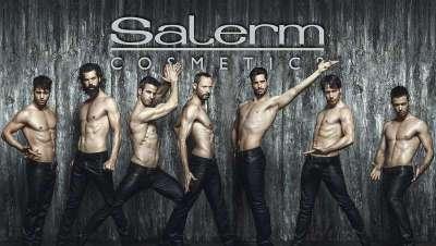 Los Vivancos, protagonistas del calendario Salerm Cosmetics 2017