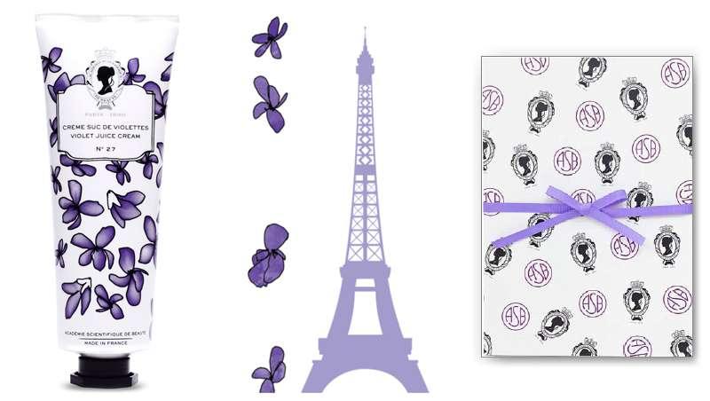 Crema Suc de Violettes, el frescor y la juventud de la belleza