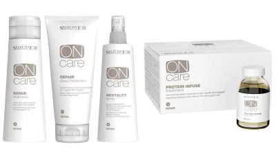 ONcare Repair, protección y reparación del cabello dañado