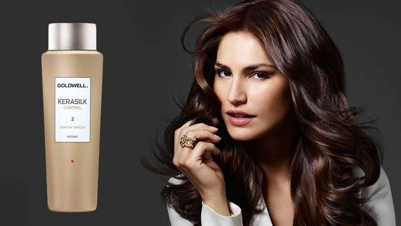 Kerasilk Control, línea que domina y transforma el cabello encrespado