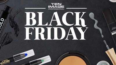 Ten Image celebra el Black Friday con importantes descuentos en más de 30 productos de cosmética y maquillaje