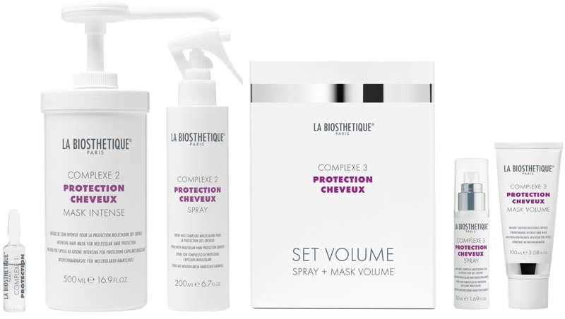 Protection Cheveux Complexe, máximo cuidado contra la rotura capilar desde su origen