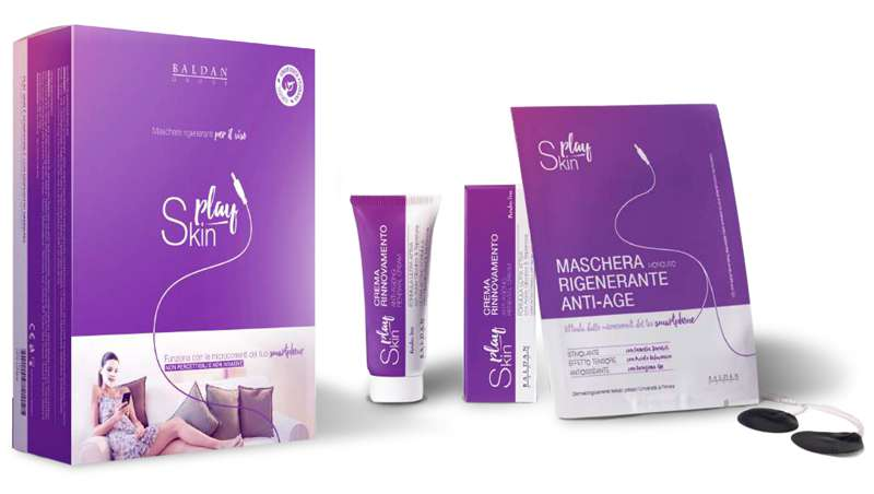 Play Skin, la mascarilla de belleza facial inteligente