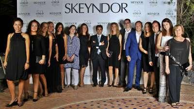 Skeyndor celebra sus 50 años en Tenerife