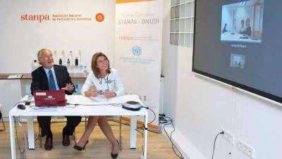 Naciones Unidas para el Desarrollo Industrial (ONUDI) y Stanpa se alían para impulsar la industria cosmética en Colombia