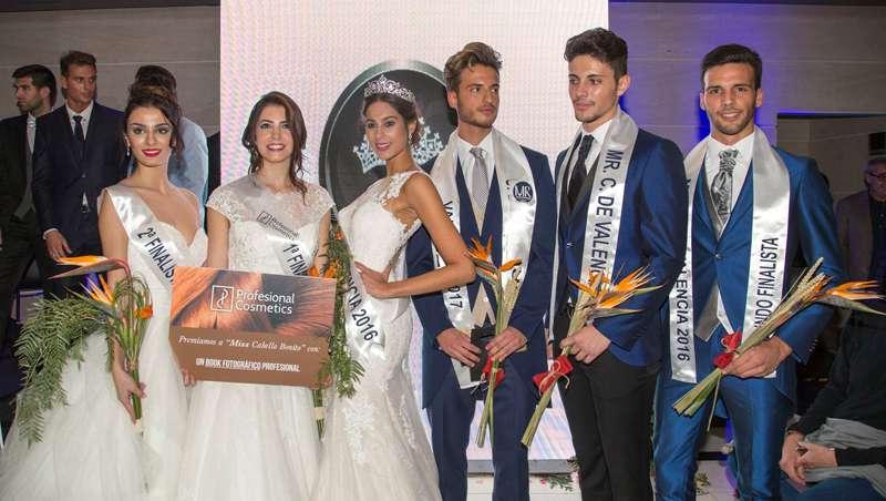 Profesional Cosmetics, patrocinador de la belleza del certamen Miss & Mr. Valencia