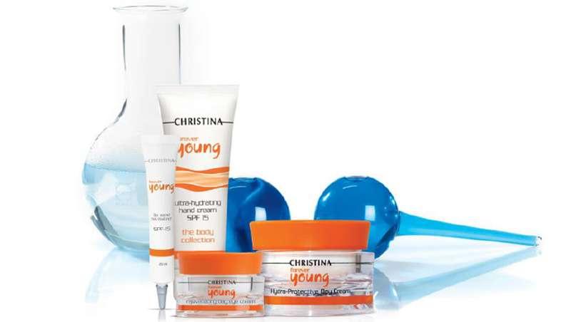 Utilización de los péptidos en cosmética con Christina Cosmetics