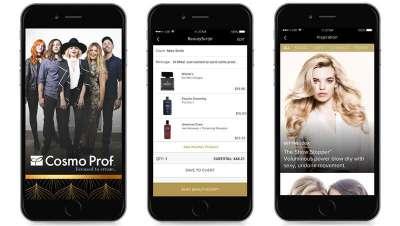 Cosmo Prof anuncia el lanzamiento de su propia app