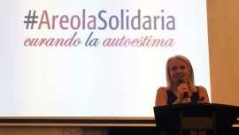La cena solidaria, organizada por AMEPO, se realizó en el hotel Avenida Palace de Barcelona