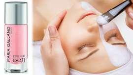 El centro de Carmen Navarro ofrece este tratamiento, en una línea de la marca de cosméticos premium, María Galland, con existencias limitadas