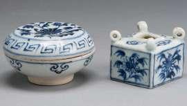 Las diversas dinastías chinas esconden tradiciones e historias relacionadas con la estética, como las pequeñas cajitas de maquillaje