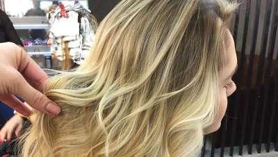 El hair contouring visto por el salón Blow Dry Bar