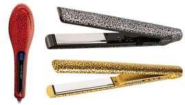 La firma ha reeditado este exitoso diseño en dos de sus más representativas gamas de planchas: C3 y C1, y en su cepillo Hot Brush