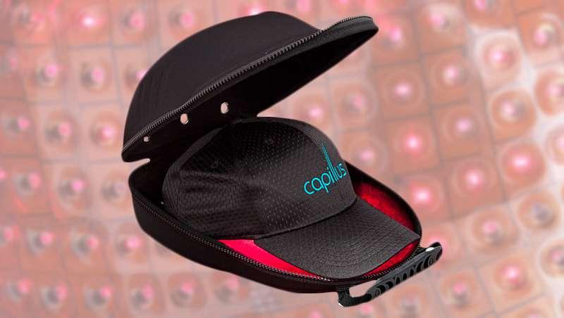 Capillus lanza una gorra con tecnología láser contra la alopecia