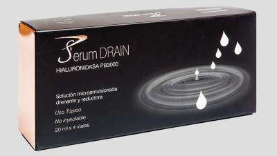 PBSerum Drain, tratamiento détox profundo postnavidad