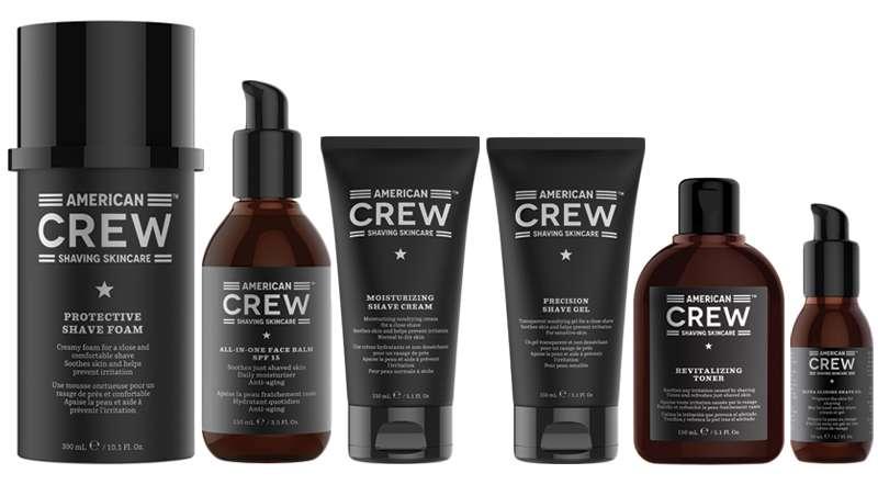 Shaving Skincare, la nueva línea de American Crew que garantiza un afeitado óptimo y delicado