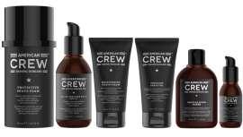 American Crew es la primera marca profesional de cuidado masculino en ofrecer una gama completa de productos con los beneficios del afeitado y del cuidado de la piel