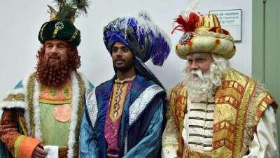 Cazcarra Image Group, elegida como maquillador oficial de la cabalgata de reyes de Barcelona
