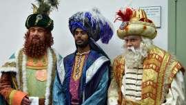 El Ayuntamiento de Barcelona confía de nuevo en los profesionales de Grupo Cazcarra para asegurarse la mejor imagen de Sus Majestades los Reyes Magos y garantizar la magia y la ilusión de este día especial