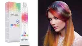 Salerm Cosmetics lanza esta innovadora coloración extremadamente cuidadosa para el cabello que proporciona colores intensos y brillantes