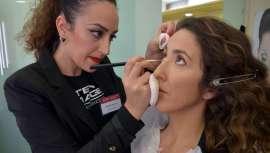 El equipo de maquilladores profesionales de Cazcarra fue el responsable de la imagen de los encargados de entregar los premios, los nominados y distintos invitados a la gala de estos premios