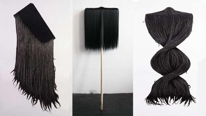 Richard Starbuck explora el lado oscuro y terrorífico del cabello