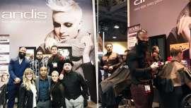 Del 28 al 30 de enero tuvo lugar este evento en el Long Beach Convention & Entertainment Center, de Long Beach (Estados Unidos). El equipo formativo de Andis representó al sector de la barbería en las sesiones educativas organizadas