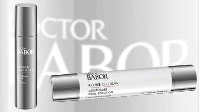 Cómo mantener a raya la cuperosis y las rojeces con Doctor Babor Refine Cellular