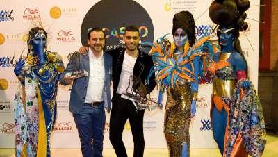 Los Premios Picasso 2017 coronan al gaditano Christian Lara