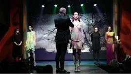 El delirio desértico de la nueva colección primavera-verano de la firma impresionó al centenar de invitados presentes en el teatro barcelonés El Molino, el pasado 13 de febrero
