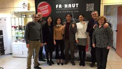 Line Cosmetics, nuevo importador de la marca FR~HAUT en Corea del Sur