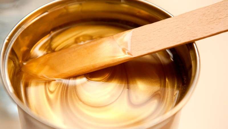 Epotam comercializa la cera oro en su tienda on-line para la esteticista