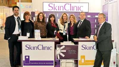 Skinclinic estrena novedades en el 32º Congreso de la SEME