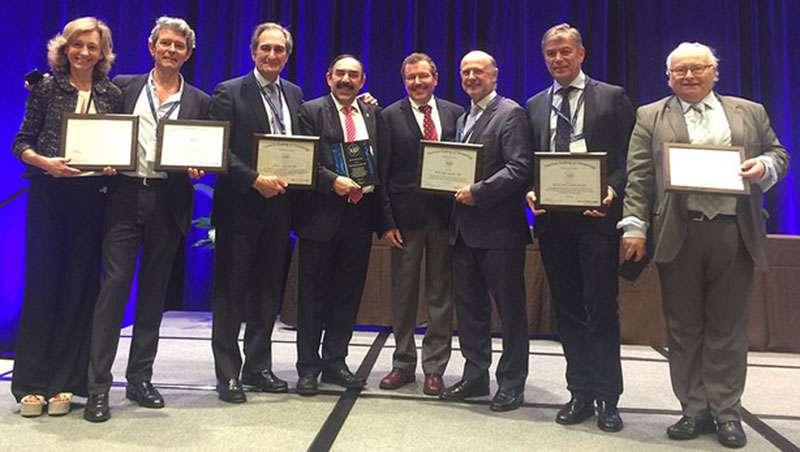 Dermatólogos españoles, premiados por la Academia Americana de Dermatología