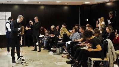 Líneas puras y cortes perfectos en el workshop de Mazella & Palmer en Madrid